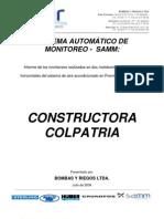 Informe de Mediciones SAMM Torre a Premium Plaza (23 y 29 de Mayo)
