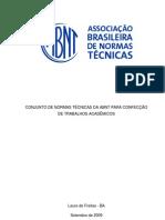 Conjunto de Normas Técnicas da ABNT para Formatação de Trabalhos Acadêmicos