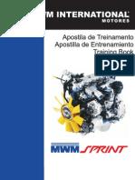 Manual de Serviço motor MWM Sprint Eletronico