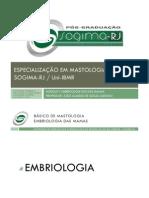 Embriologia Das Mamas (Jcsc)