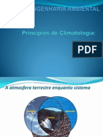 Introdução à Climatologia- Atmosfera
