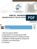 CIO 100 2011-Integrated Finance Management Information System Rengineering eGovernment Anne Waiguru
