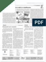Mídia Impressa - O Informativo do Vale, Pioneiro, Diário Popular, Diário de Santa Catarina, Doiário Pernambuco e Correio Braziliense 30/11/2011