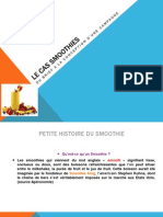 8795865le Cas Smoothies Correction 2 Ppt