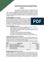 CONTRATO DE SERVICIO PE CONSULTORÍA DE OBRAS PARA ELABORACIÓN DE ESTUDIO PE PRE