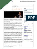 Flak Magazine | Christopher Hitchens, 01.08.08