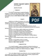 Acatistul Sfantului Apostol Andrei