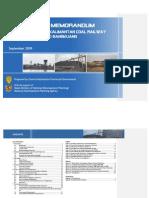 Kalimantan Coal Railway Project