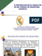 06.- Gestion Del Riesgo de Desastres Cofestci (m)