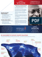 Cain Foreign Policy Brochure WEB