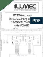 47000397 Mud pump electric diagram