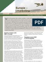 GMO w Europie uprawy i marketing