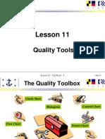 11 Lesson Quality Tools
