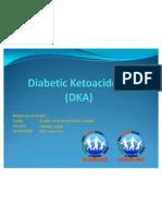 Diabetic Ketoacidosis Dka Modul5 Bentang