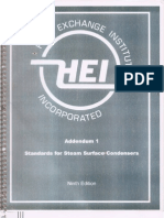 Hei - Standards for Steam Surface Condensers Add-1