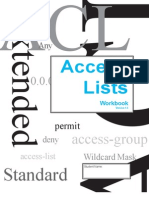 Access Lists Workbook Student Edition v1 5