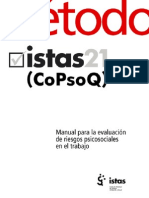 Método ISTAS21