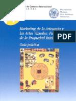 Marketing de la Artesanía y las Artes Visuales
