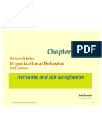 Values,Attitudes,Job Satisfaction