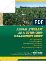 Ryegrass Management Guide