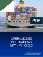 Operaciones Portuaruias - Terminos Portuarios