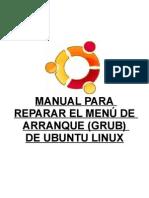 Manual Grub