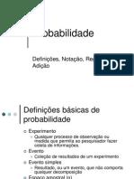 Aula07 Probabilidade Regras Definicoes Adicao