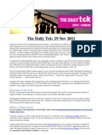 COP17 Daily Tck 2 29/Nov