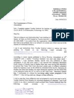 Teesta Setalvad hacks ex-employee's Email ID