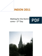 TRIP TO LONDON - 2nd Day - ( Upper RICHMOND)