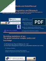 Revisiting mediations of sex