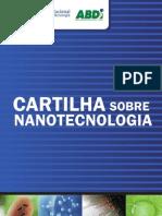 Nanotecnologia Cartilha ABDI