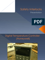 Safety Interlocks