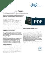 Product Brief Intel DG31 Chipset