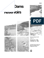 USDA NRCS Technical Release 60 (TR 60) Revised October 1985Earth Dams and Reservoirs