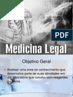 Medicina Legal Apresentação