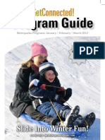Winter Program Guide - January, February,Marsh