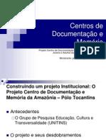 Centros de Documentação