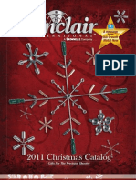 Sinclair 2011 Christmas Catalog