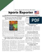 November 30, 2011 Sports Reporter