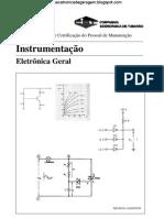 Instrumentação Eletrônica Geral - SENAI_www.mecatronicadegaragem.blogspot