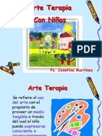Arte Terapia con niños