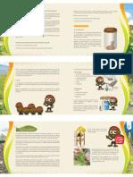 Manual de buenas prácticas en el manejo orgánico del cultivo de sacha inchik  - Parte 2