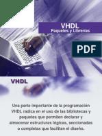Paquetes y Librerias VHDL