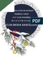 Entrega Lotes de Navidad 2011 Cargo