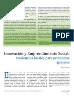 Innovación y Emprendimiento Social