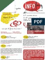 Bulletin de liaison sur la mobilisation de la manifestation nationale