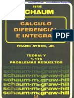 Calculo Diferencial e Integral de Shaum