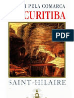 Auguste de Saint-Hilaire - Viagem Pela Comarca de Curitiba