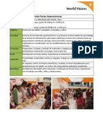 VES Y VMT -Salud y Nutrición-Ferias Gastronómicas